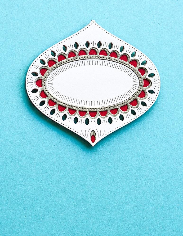 Birch Press Designs Dies-Marisol Ornament Layer Set
