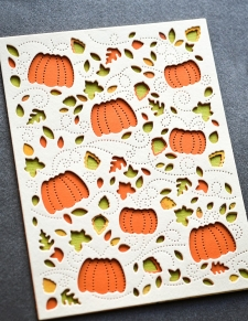 Autumn Breeze Plate Layer Set