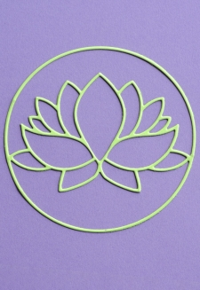 Lotus Flower Layer A