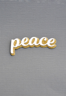 Peace Honey Script
