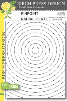 Pinpoint Radial Plate