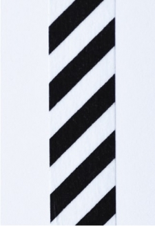Stripe Black Tape