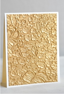 Gold Rose Handmade-1 sheet