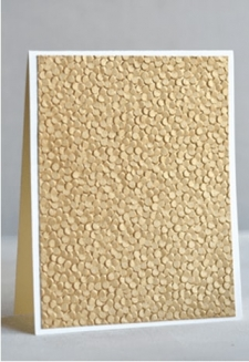 Pebble Gold Handmade-1 sheet