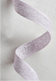Petal Metallic Ribbon 2 yds