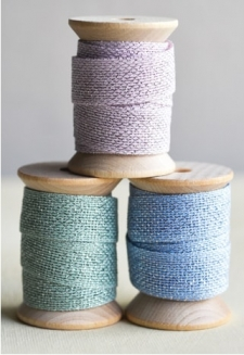 Pastel Ribbon Set 3 Spools