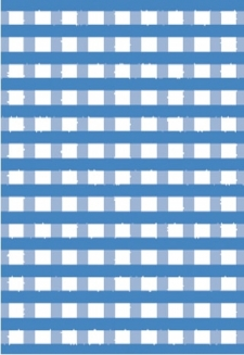 Blueberry Gingham-5 sheets