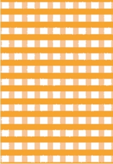 Mango Gingham-5 sheets