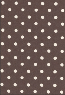 Vanilla Bean Dots-5 sheets