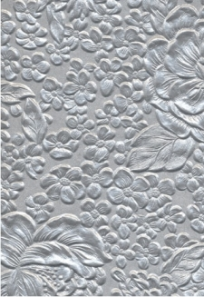 Silver Rose Handmade-1 sheet