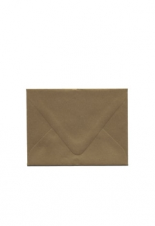 A-2 Antique Gold Envelope