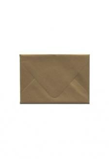 4 Bar Antique Gold Envelope