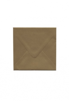 5 3/4 Antique Gold Envelope