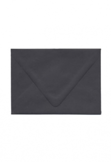 A-6 Black Envelope