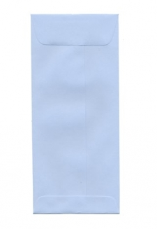 #10 Light Blue Envelope
