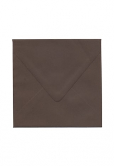 6 1/2 Brown Envelope