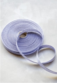 Lavender Metallic Ribbon - 54 yds