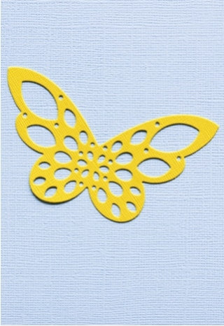 Sparkler Butterfly Layer B