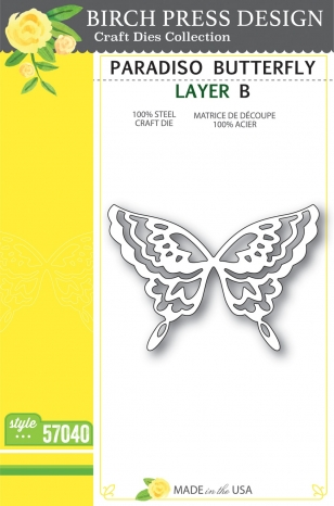 Paradiso Butterfly Layer B