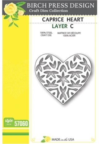 Caprice Heart Layer C