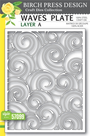 Waves Plate Layer A