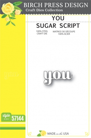 You Sugar Script