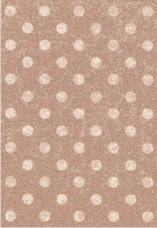 Latte Distressed Dots-5 sheets