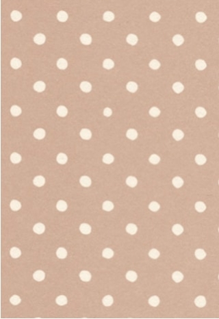 Latte Dots-5 sheets