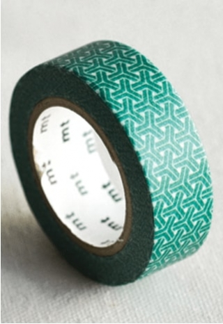 Mineral Green Tape
