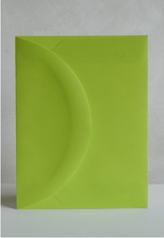 Key Lime A2 Envelopes
