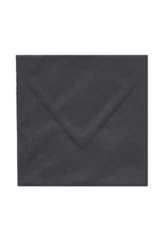 6 1/2 Black Envelope