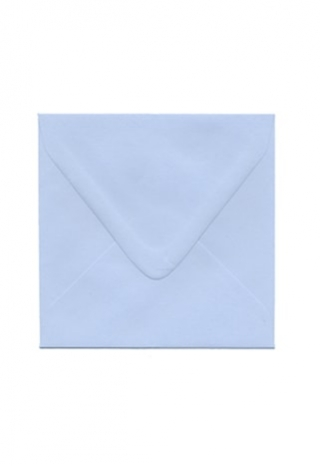 5 3/4 Light Blue Envelope