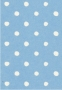 Blue Poppy Dots-5 sheets
